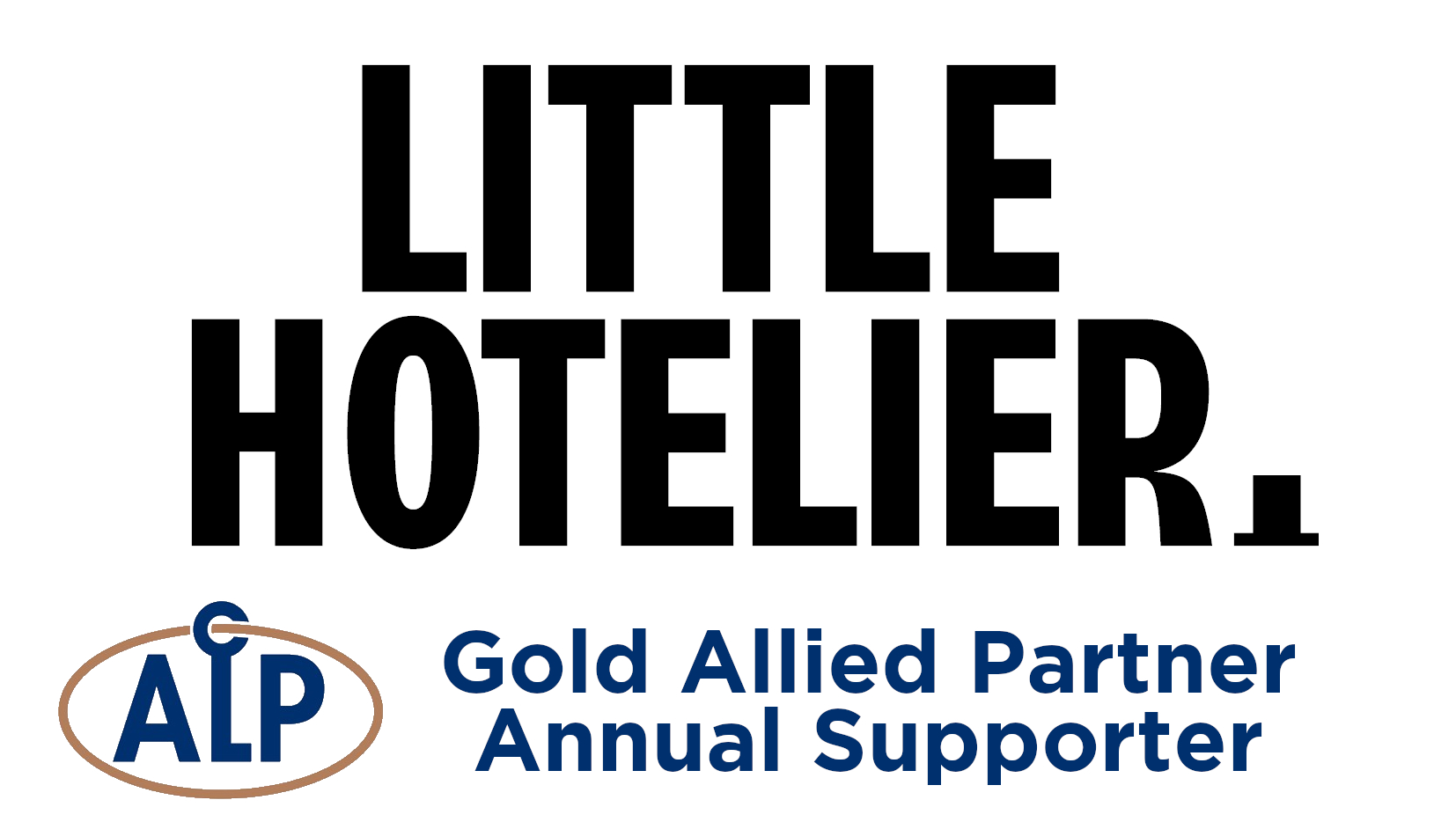 Little Hotelier Logo and Sponsorship