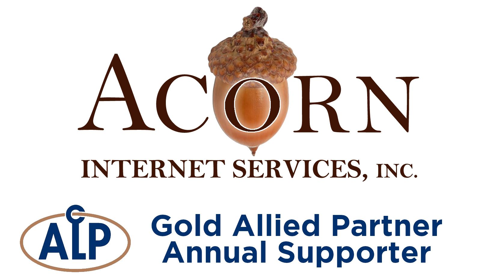 Acorn Internet Logo and Sponsorship