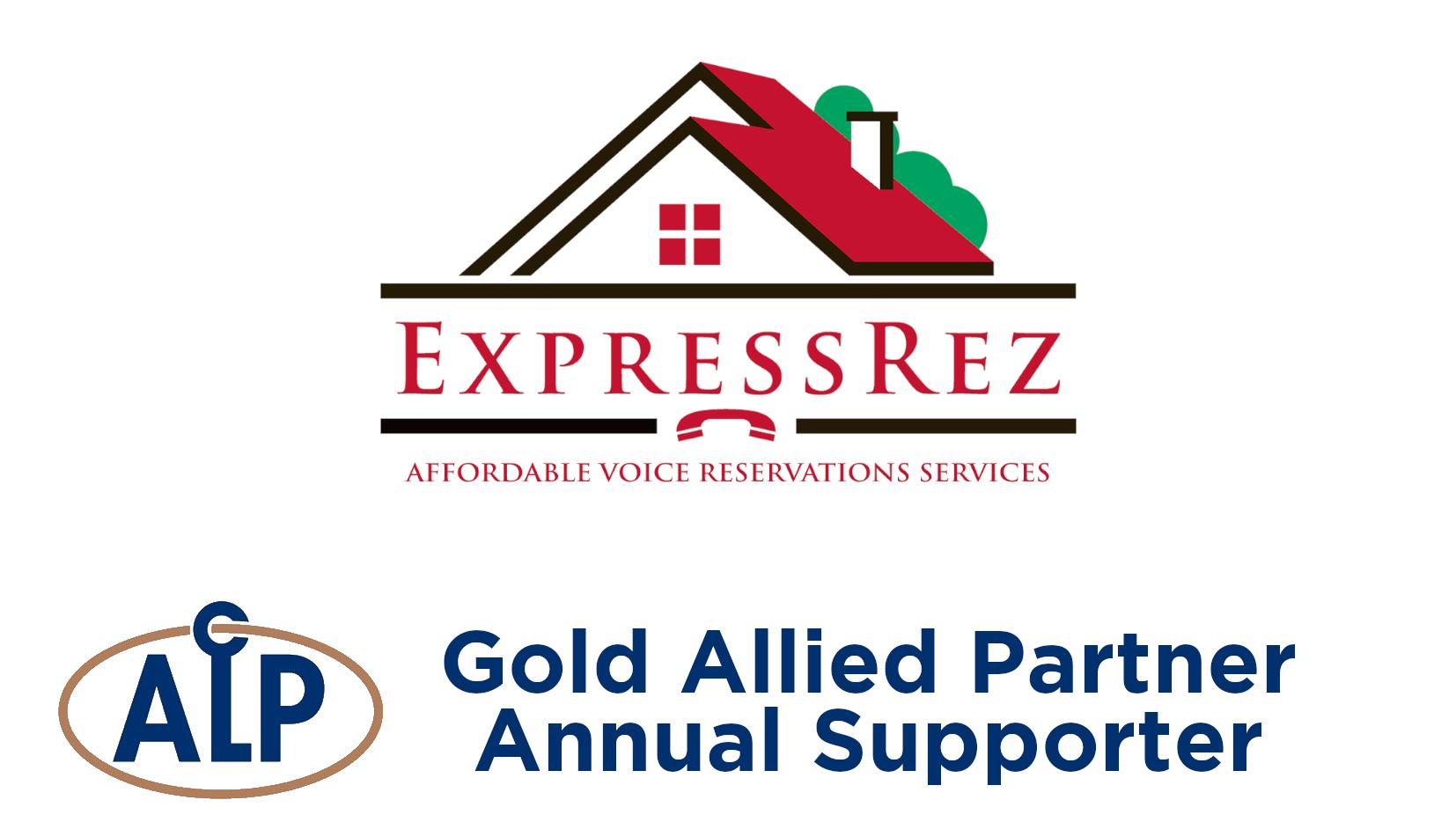 ExpressRez Logo and Sponsorship