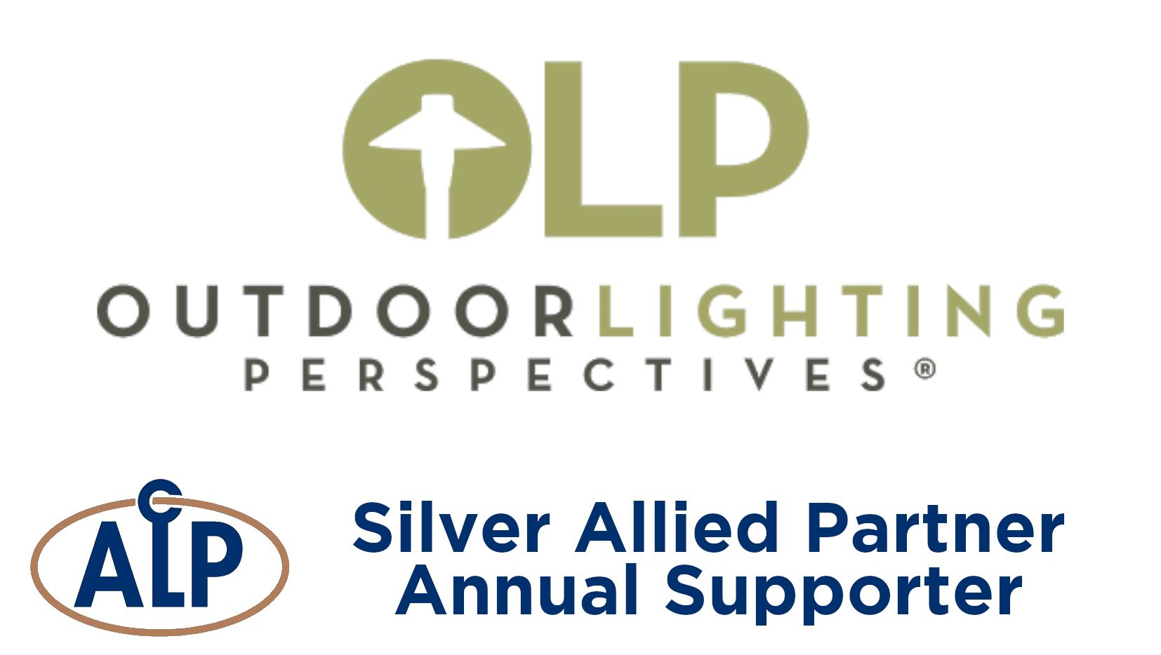Outdoor Lighting Perspectives Logo and Sponsorship